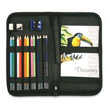 ARTISTS DRAWING KEEP N'' CARRY ART SET BY ROYAL & LANGNICKEL